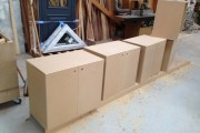 Fabrication de meubles en medium