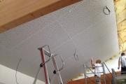 Plafond placo acoustique