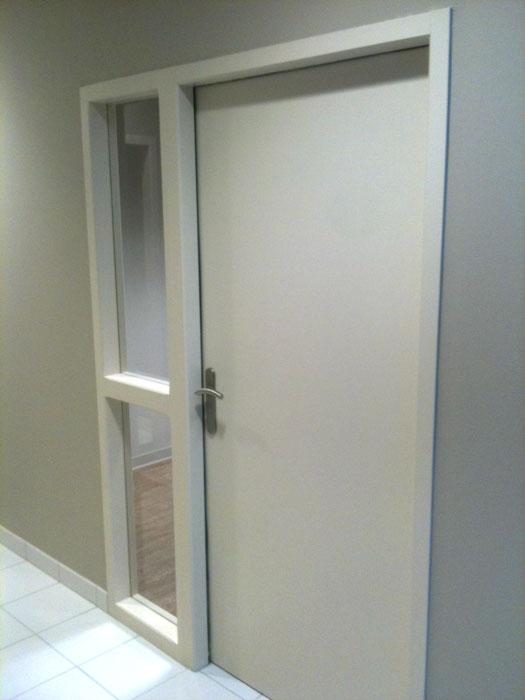 Isolant porte de garage - Porte isolante phonique ...